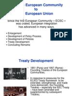 EU Institutions Treaties CBF