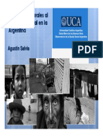 Salvia (Sf) - Límites estructurales al desarrollo social en la Argentina