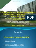 CONTEM 2014 - CETEM