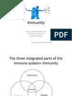 ImmunityStudentSummer 2014