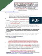 20140605-G. H .Schorel-Hlavka O.W.B. to Speaker Christine Fyffe-etc