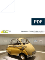 ADC 2013 Five Design Classics