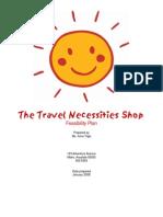 The Travel Necessities Shop