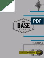 Base, fábrica - Proyecto de aplicación
