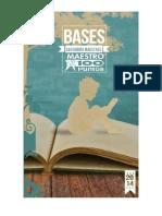 Bases Maestro 2014
