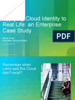 An Enterprise Case Study Cisco