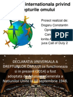 Legislatia Internationala Privind Drepturile Omului 2