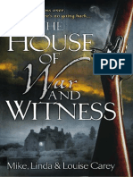 The House of War and Witness by Mike Carey Linda Carey Louise Carey Extract