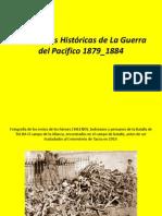 Fotografías Históricas de La Guerra Del Pa Cifico 1879-18-84 Cv