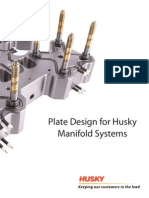 Plate Design for Husky Manifold Systems