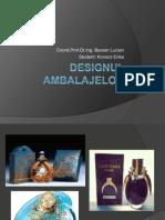 Designul Ambalajelor