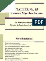TALLER No 15 Tuberculosis
