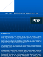 Tecnologia de La Panificacion