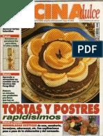 Cocina Dulce Nº 112 - Tortas y Postres Rapidisimos