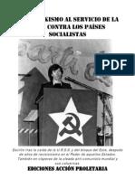 Ludo Martens - El Trotskismo Al Servicio de La CIA Contra Los Países Socialistas