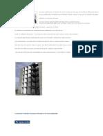 Los Muros Prefabricados Son Elementos de Concreto Armado Que Sirven Para Ser La Fachada de Edificaciones Diversas
