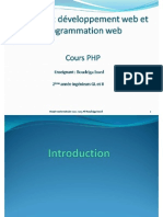 cours php 7