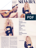Digital Booklet - Shakira..pdf