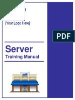 Server Manual