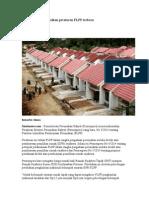 Kemenpera Sosialisasikan Peraturan FLPP Terbaru