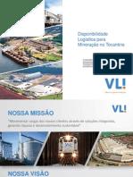 CONTEM 2014 - Disponibilidade Logística Para Mineração No Tocantins