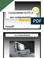 La PC y Sus Componentes