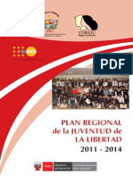SENAJU Plan Regional Juventud 2011 2014