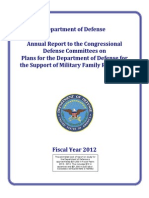FY2012 Report MilitaryFamilyReadinessPrograms