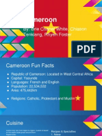 welcome to cameroon