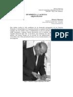 Humberto Lagiglia. Rev Anales de Arqueolog+¡a (por H. Chia vazza)
