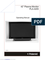 Polaroid Pla4205