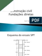 Aula 06 - Fundações Diretas