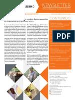 ICCO Centroamerica Newsletter_Abril_Mayo 2014