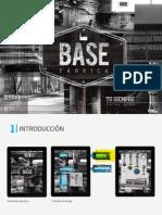 Base, fábrica - presentación