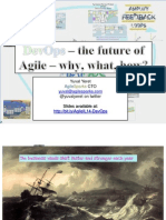 DevOps why, what, how - at Agile Israel 2014