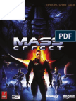 Mass Effect Prima Official Guide