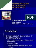 GCS Penilaian Tingkat Kesadaran