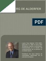 Teoría Erg de Alderfer
