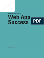 Practical Guide to Web App Success V413HAV