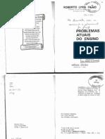Roberto+Lyra+Filho+-+Prblemas+atuais+do+ensino+jurídico