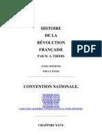 Histoire de la Revolution Française Tomo VII
