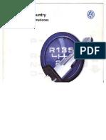Manual Do Proprietario Volkswagen Gol G3 (Em Espanhol)