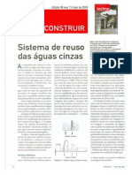 Sistema de Reuso de Aguas Cinzas Techne