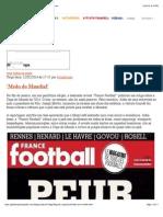 'Medo do Mundial' | Blog Blog da Copa | Globoesporte.com