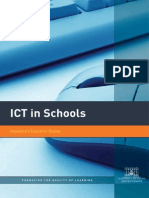 ICT in Schools Inspectorate Evaluation Studies
