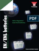 Yuasa Manual en ENL