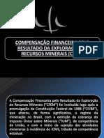 CONTEM 2014 - As principais mudanças da CFEM
