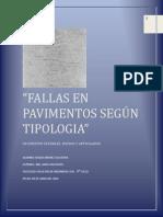 Fallas en Pavimentos(Edgar Jimenez Saavedra)