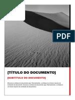 Título Do Documento
