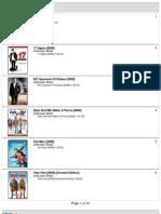 iPod Movie List